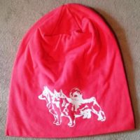 Röd mössa